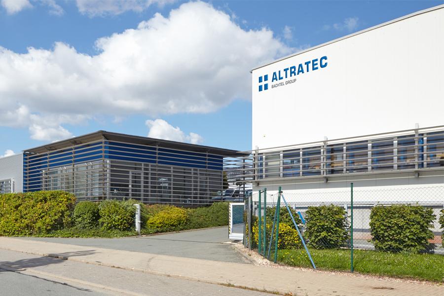 Bachtel Group - Altratec AG Firmengebäude