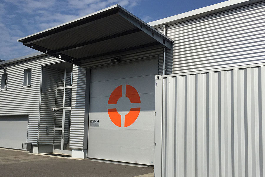 Bachtel Group - Koenig Automation AG Firmengebäude