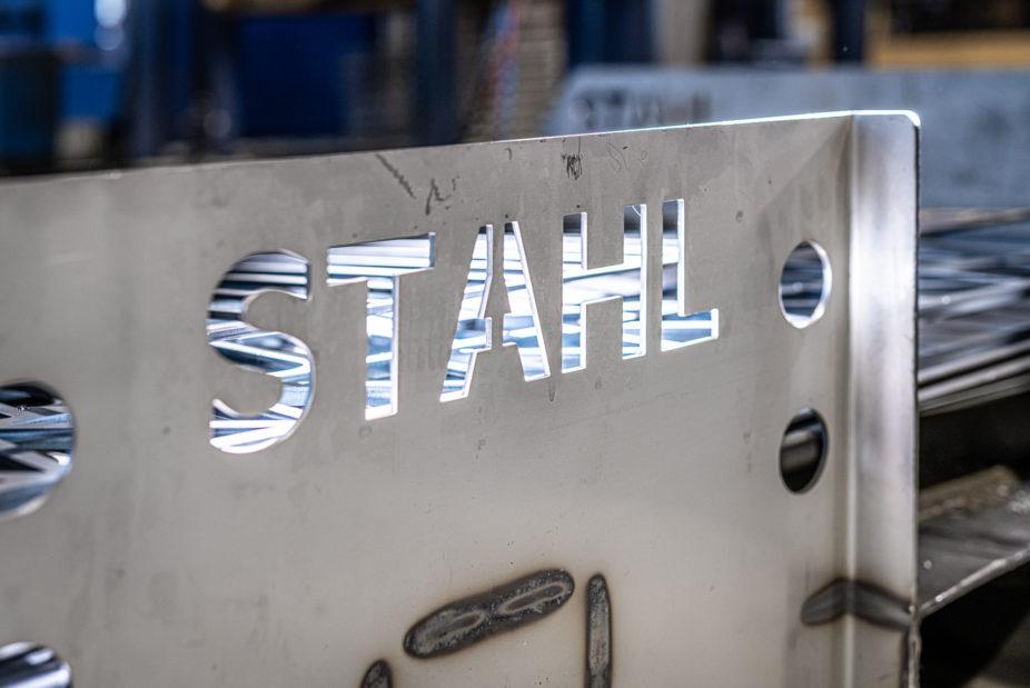 Fertigung Stahl